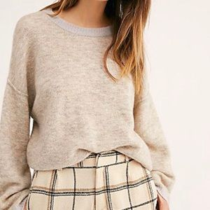 Free People Cashmere/Wool Sweater